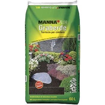 KUHLMANN Premium Graberde 45-Liter-Sack nat/ürlich schwarz und extrafein