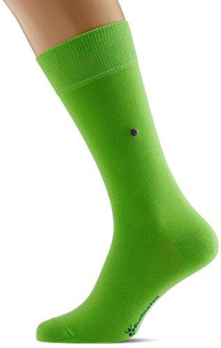 Burlington Herren Socken Lord, Grün (Green Flash 7592), 40/46