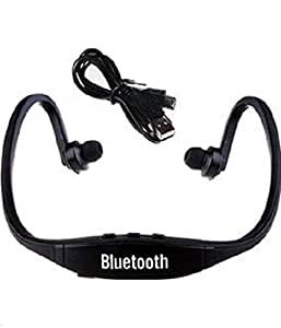 Sheerworth™Mini Style Wireless Bluetooth Headphone Beige S530 1pcs In-Ear V4.0 Stealth Earphone Phone Headset Handfree COMPATIBLE For Micromax Bolt A24