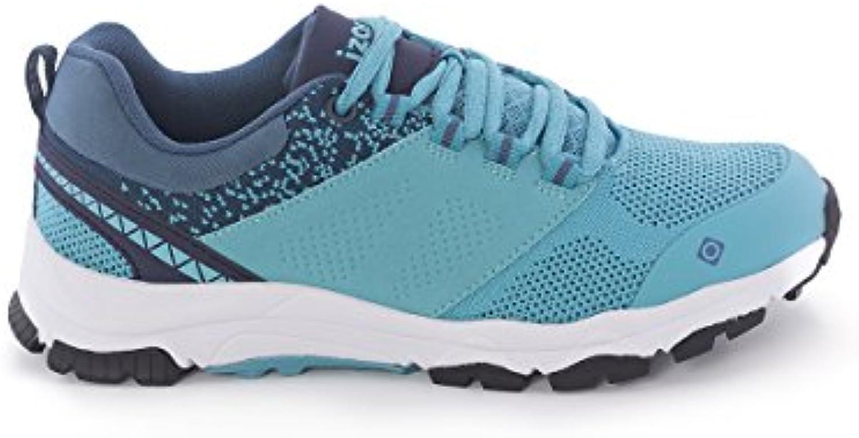 les hommes fiyi izas chaussures chaussures chaussures de course, Bleu moon / turquoise, taille b07b198cz8 parent 02db4c