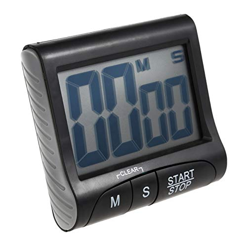 PTICA LCD Digital Kitchen Timer Alarm Clock Cooking Count Up Cuenta atrás Alarma Imán Reloj Cronómetro...