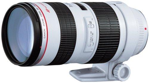 Canon EF Téléobjectif Zoom 70 / 200 mm f/2.8 L IS USM