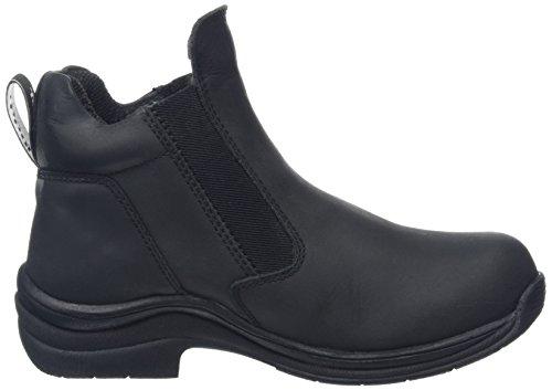 TOGGI - Suffolk, Equitazione Unisex – Adulto Black (black)