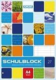 STYLEX 40056 Schulblock