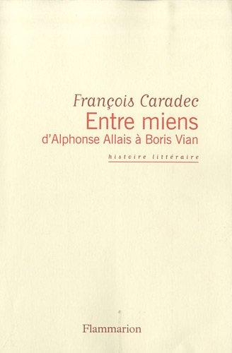 Entre miens : D'Alphonse Allais  Boris V