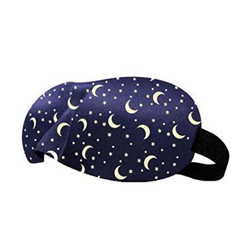 Sonnenschirm Stereo Schlafaugenmaske Komfortable Atmungsaktive Männer Und Frauen Schlafaugenpflege Cartoon Kleine Blume BrilleB