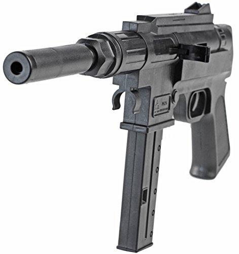 Softair Maschinen Gewehr Pistole Omega ABS ca. 40 cm 6 mm unter 0,5 Joule ab 14 Jahre
