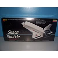 #99001 Lindberg Space Shuttle Discovery Snap Fit 1/200 Scale Plastic Model Kit,Needs Assembly by Lindberg