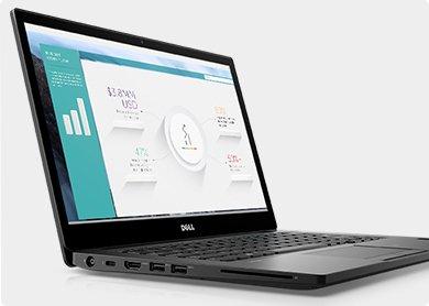 Dell Latitude 7480 Intel Core i7-7600U 7th Generation 14 inch Touchscreen FHD Win10 Pro Business Ultrabook  16GB DDR4 512GB SSD