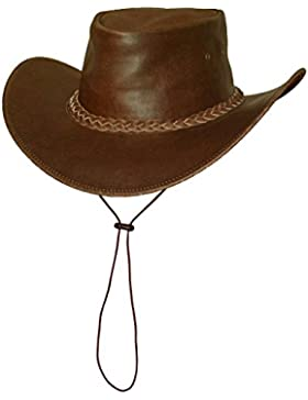 Black Jungle - Sombrero cowboy - para hombre