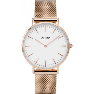 Ladies-Cluse-La-Boheme-Mesh-Watch-CL18112
