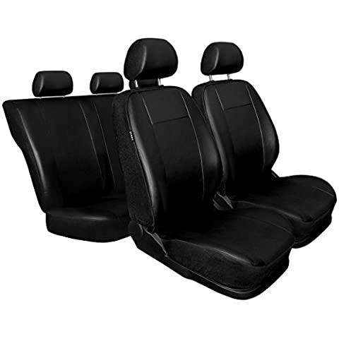 CM-B Universal Car Seat Covers Set (eco leather)