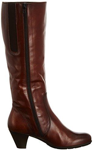 Gabor Ceylon Med, Damen Stiefel Braun (dark Brown Leather)