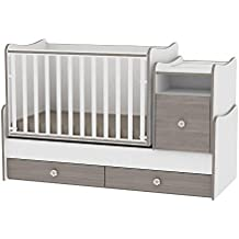 Lit avec table a langer integree - Lit bebe avec table a langer integree ...