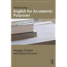 Introducing English for Academic Purposes (Routledge Introductions to English for Specific Purposes)