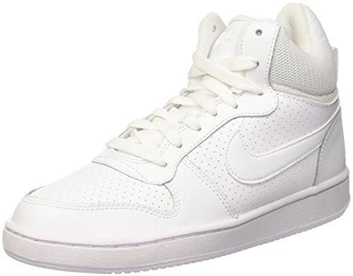 Nike-Wmns-Court-Borough-Mid-Chaussures-de-Sport-Basketball-Femme