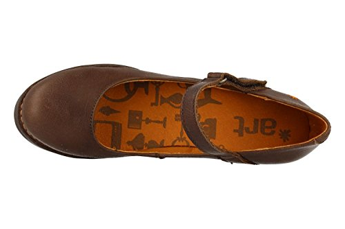 ART Memphis Brown Shoe 0933 Marrone