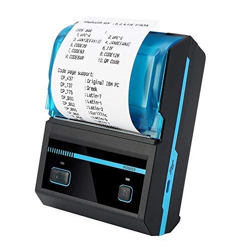 Impresora térmica Bluetooth recibo térmico 58 mm