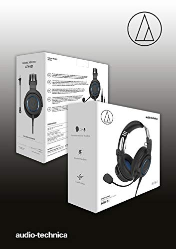 Audio-Technica ATH-G1 Premium Gaming Headset - 7