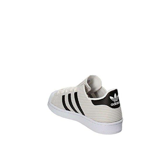 adidas Superstar, Scarpe da Ginnastica Basse Uomo vari colori (Ftwbla/Ftwbla/Negbas)