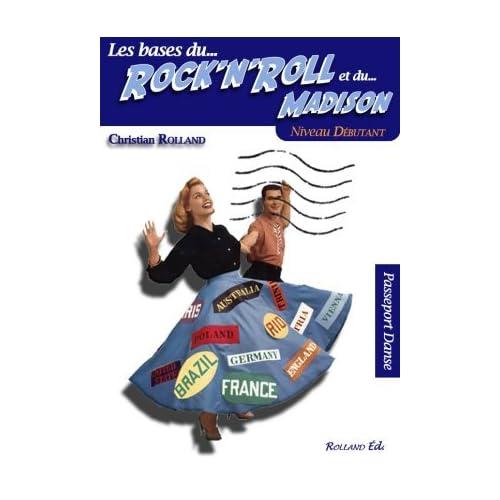 Les bases du rock'n'roll et du madison