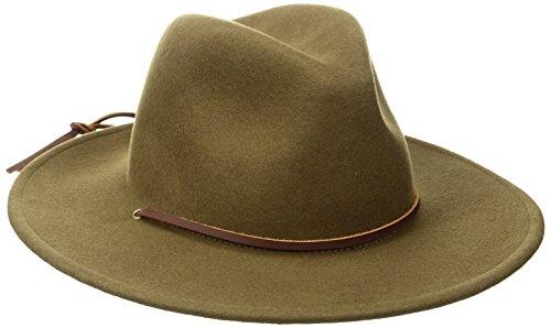 Brixton Herren Hat Field olive
