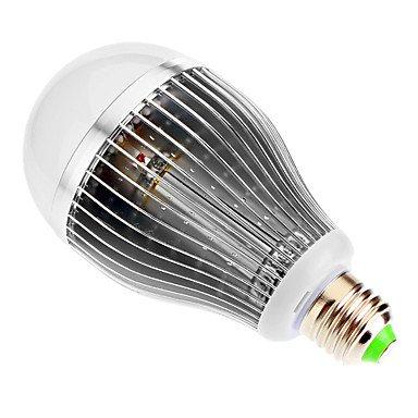 FDH 12W 12 LED de alta potencia de 900 LM de luces de Velas LED blanco frío AC 85-265 V