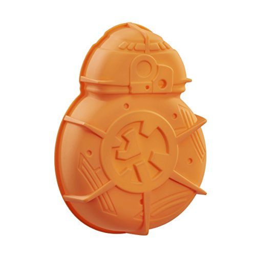 Star Wars epvii: Silikon-Backform: bb-8, orange