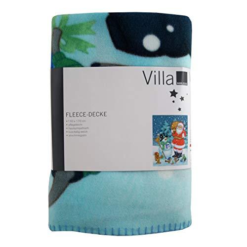 Wohndecke Obermaterial: 50% Baumwolle, 43% Polyacryl, 7% Polyester