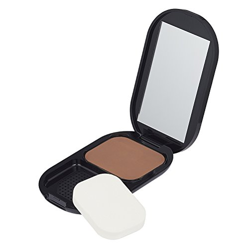 Max Factor Facefinity Compact Make-up Caramel 10 - Puder Foundation für ein mattes Finish - 1 x 10 g -