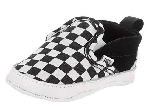 Vans Slip-On Crib Checkerboard Sneaker Kleinkinder 1 US - 2-3 Months