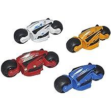 PowerLead Inertial Car Quatre Pièces Moteur Intériel Coloré Avec Haute Vitesse Pour Enfants.