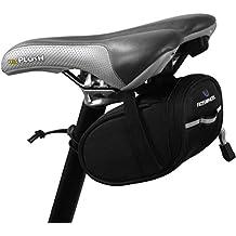 Tofern MTB BMX Bicicletta ciclismo ovale Borse da sella Sedile
