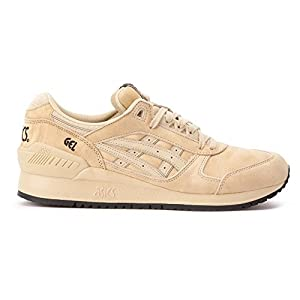 410lTG7wmVL. SS300  - Asics Gel Respector Platinum Collection Taos Taupe - Sneakers Unisex
