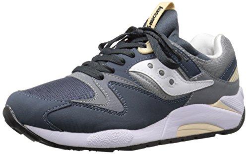 Saucony , Chaussures de course pour homme Gris/gris foncé