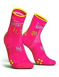 Compressport Pro Racing Socks V3.0 Ultralight Run High Cut - unisex Laufsocken Running hohe Lauf-Socke Strumpf