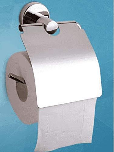 Toilettenpapierhalter aus Edelstahl 304Toilettenpapierhalter Toilettenpapierhalter mit halbselbstdichtender Rolle