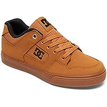 DC Shoes Pure, Zapatillas para Niños