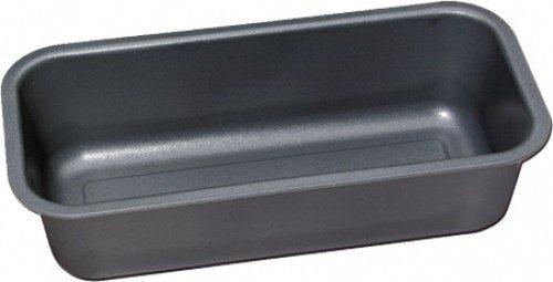 MM Spezial 2993–46 Moule à Cake, aluminium, noir, 25 x 25 x 10 cm