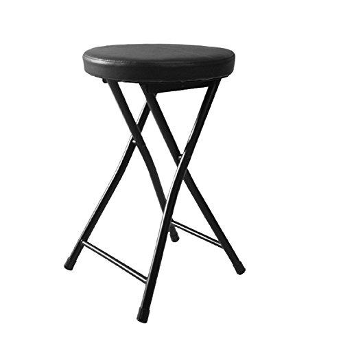 GAOJIAN Klappstühle Hocker Metall Bürostühle Stühle Haushalt Freizeit runde Stühle , b