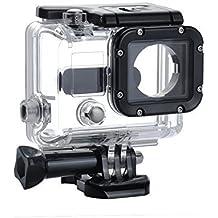 Shoot® Emall supply–Carcasa subacuática Carcasa Case Funda para GoPro Hero 3Cámara de acción HD cámara vídeo cámara