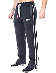 SMILODOX Jogginghose Herren | Trainingshose für Sport Fitness Gym Training & Freizeit | Sporthose - Jogger Pants - Sweatpants Hosen - Freizeithose Lang