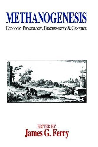 Methanogenesis: Ecology, Physiology, Biochemistry & Genetics (Chapman & Hall Microbiology Series) by James G. Ferry (1994-08-31)