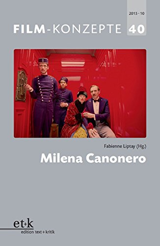 FILM-KONZEPTE 40 - Milena (Kostüm Kunst Konzept)