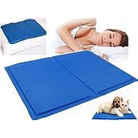 SONIC® Neuen Kalten Kühlung Kissen Chilled Laptop Gel-Matte Pad Bett Cool Sleeping Aid preisvergleich bei billige-tabletten.eu
