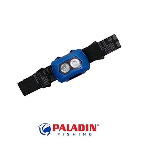Paladin LED Kopflampe und UV-Lampe 3W UV + 1W Standard