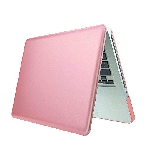 frixie (TM) nuovo oro rosa Cover gommata per Macbook Air Pro Retina 1112 13 Mac Pro 13inch Mac Air 11inch