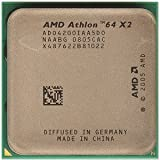 AMD Athlon 64 X2 4200+ Brisbane 2.2GHz 2 x 512KB L2 Cache Socket AM2 65W Dual-Core Processor