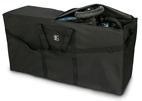 jl-childress-standard-and-double-stroller-travel-bag-black