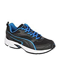Puma Men Atom III DP Black Running Shoes